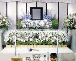 葬儀プラン - 祭壇