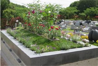 樹木型墓地〜花〜1